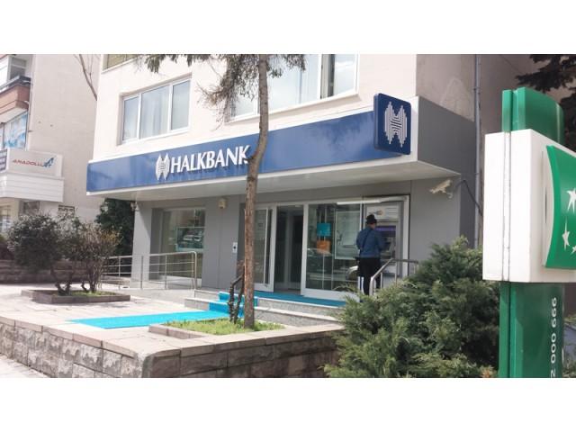 Halkbank Çankaya Şubesi
