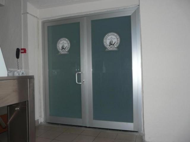 Alüminyum Kapı