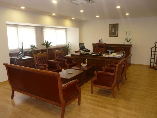 Genel Müdür Yardımcısı Odası
